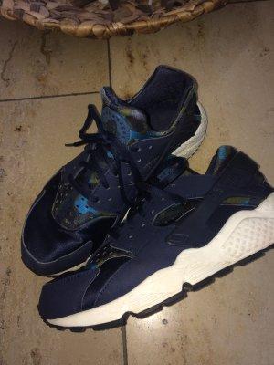 Nike Huarache Blau Grün Limited