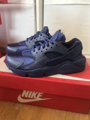 Nike huarache Blue legend