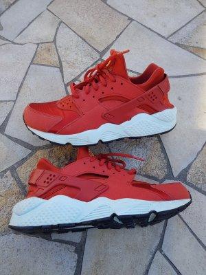 Nike Sneakers met veters baksteenrood