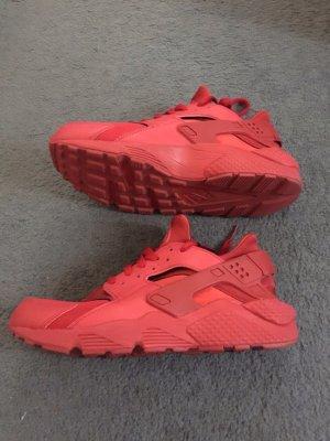 Nike huarache red wie neu
