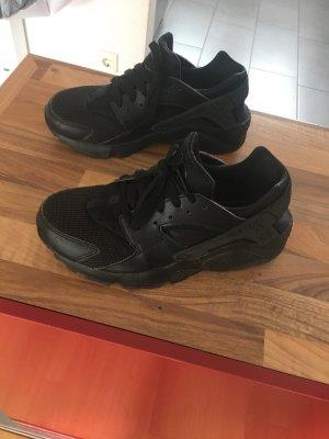 Nike Huarache schwarz gr 38 wie neu