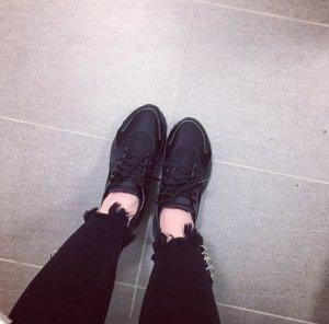 Nike Huarache, schwarz Gr. 40