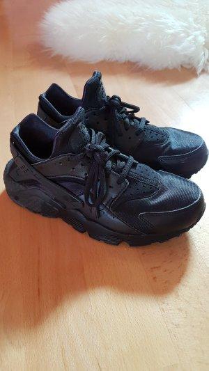 Nike Huarache schwarz Größe 38.5