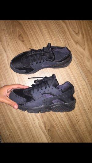 Nike huarache sneaker schwarz Größe 40