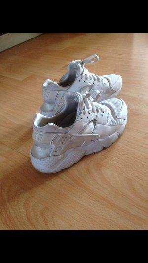Nike huarache weiß .