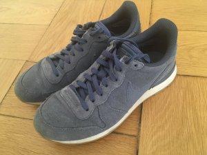 Nike Lace-Up Sneaker blue-cornflower blue