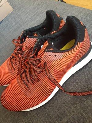 Nike Zapatilla brogue rojo-negro