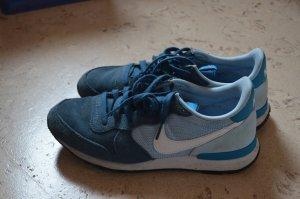 Nike Internationalist Damen Blau