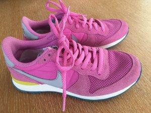 NIKE Internationalist Damen-Sneaker, Turnschuhe, pink Gr. 38