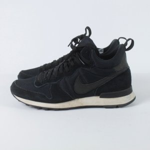 Nike Internationalist Mid Sneaker Gr. 39 schwarz (19/05/182)