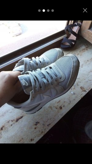 ❤️ Nike internationalist sneaker Schuhe grau weiß❤️
