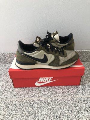 Nike Internationalist Turnschuhe Sneaker Schuhe grün grau schwarz khaki