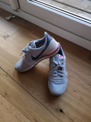 Nike Zapatilla brogue azul celeste
