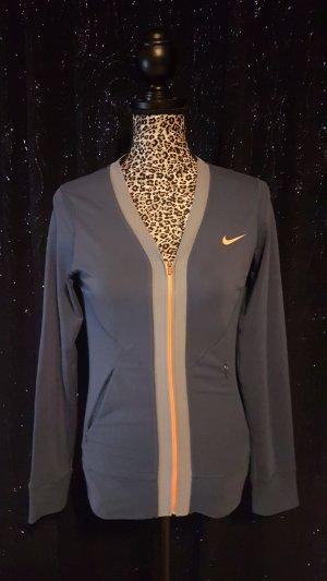 Nike Sports Jacket orange-slate-gray