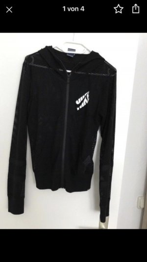 Nike Sportjack zwart-wit