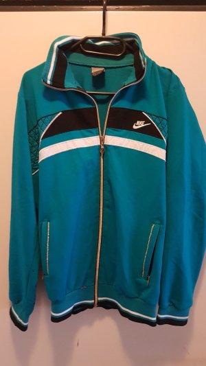 Nike Giacca college turchese