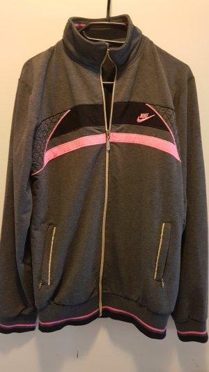 Nike College jack grijs