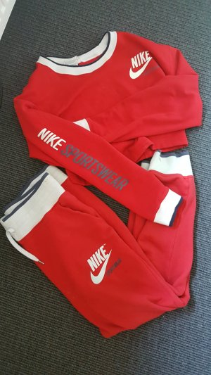 Nike Tenue pour la maison rouge