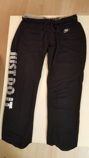 Nike Trackies black-silver-colored