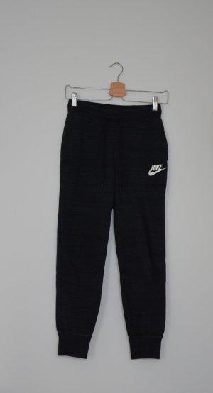 Nike Tenue pour la maison noir-gris coton