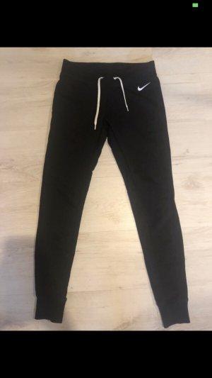Nike Jegging wit-zwart
