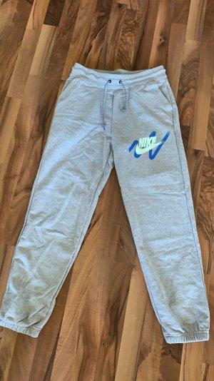 Nike Pantalone fitness grigio