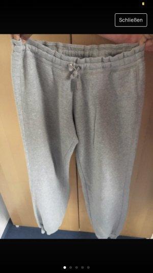 Nike Pantalone fitness grigio chiaro