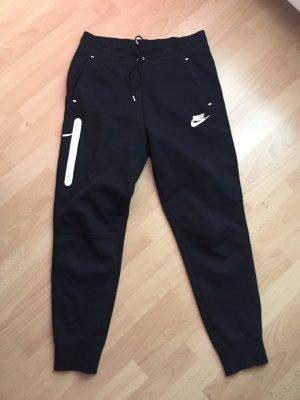 Nike pantalonera negro-blanco