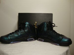 Nike Jordan 6 Retro AS BG Gr. 40 NEU mit original Karton