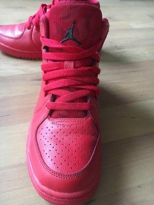Nike Jordans 1 flight 3 rot