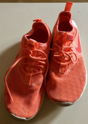 Nike Juvenate Freizeitschuhe Damen Neón Orange/Weiß Gr.38