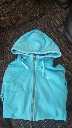 Nike Maglione twin set azzurro