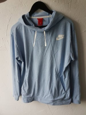 Nike Hooded Sweater azure