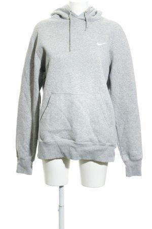 Nike Jersey con capucha gris claro artículo unisex