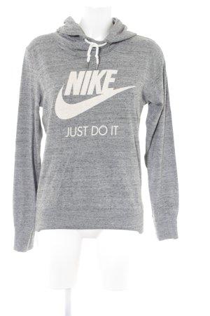 Nike Kapuzenpullover meliert Casual-Look