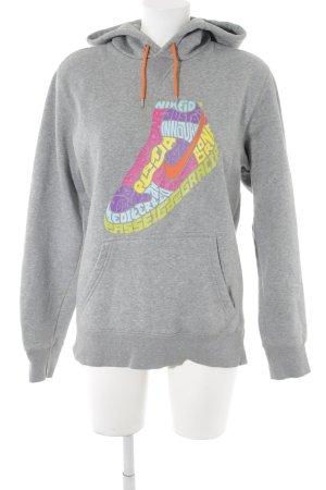 Nike Kapuzenpullover Motivdruck sportlicher Stil