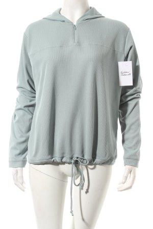 Nike Kapuzensweatshirt türkis sportlicher Stil