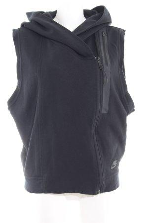 Nike Hooded Vest black casual look