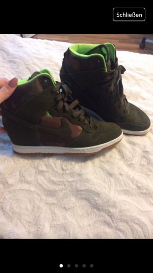 Nike Keilabsatz Camouflage limited Edition