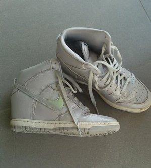 Nike Keilabsatz dunk sky hi