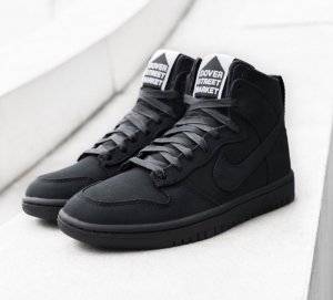 Nike Lab Dover Street Market Dunk Hi Lux Pack Sneaker