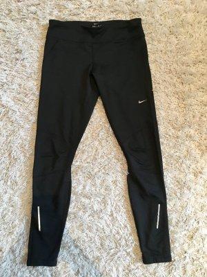 Nike Laufhose schwarz M