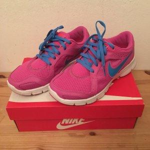 Nike Laufschuh für Damen (pink/blau)