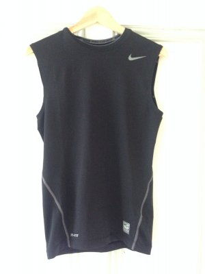 Nike Laufshirt Gr. M