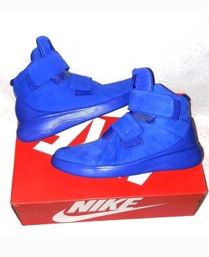 Nike Sneaker con strappi blu-blu acciaio