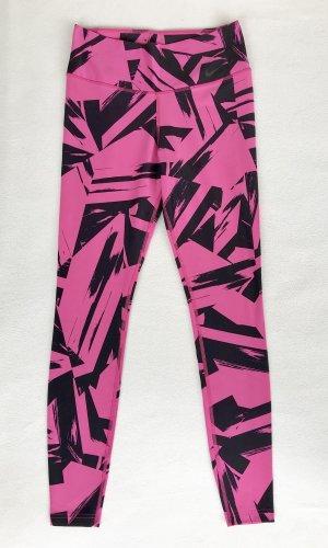 Nike Legend Sporttights pink/schwarz Gr. S
