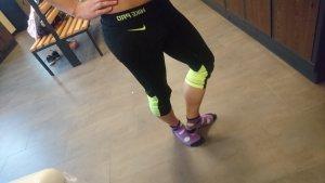 Nike Leggings 3/4 Running Pants wie Neu Gr. S