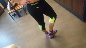 Nike Trackies multicolored