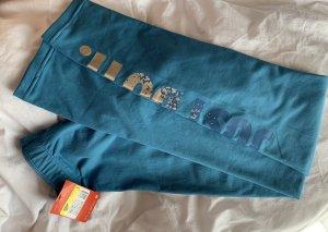 Nike Legging zilver-korenblauw