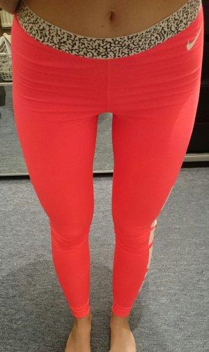 "Nike Leggins Sporthose ""Pro Hyperwarm Mezzo"" in Pink"